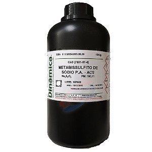 Metabissulfito de Sódio PA 1KG Dinâmica