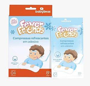 Fever Friends 4 Unidades Babydeas - 70010288