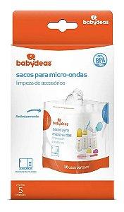 Sacos para Limpeza e Esterilização de Acessórios Babydeas - 70010006