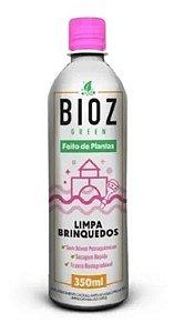 Limpa Brinquedos (Frasco) 350ml Bioz Green