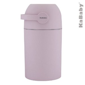 Lixeira Mágica Anti-Odor Rosa Kababy     - 11200R
