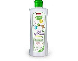 Detergente Líquido Lava Roupas Bioclub baby 500ml- BIO00010