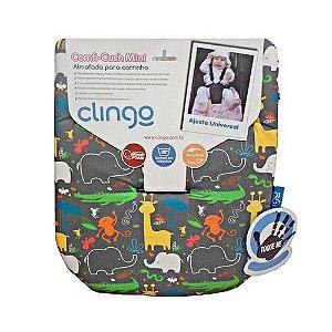 Mini Almofada para Carrinho Memory Foram - Jungle Boogie - C843992