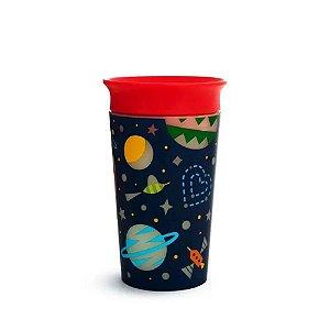 Copo Grande 360° Glow  Astronauta Munchkin - 02.21193B