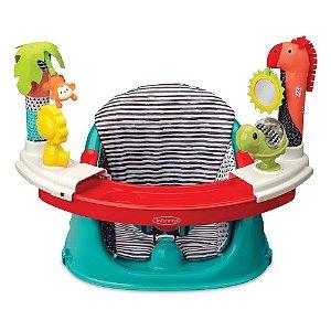 Assento Infantil Infantino Multifuncional 3 Em 1 -  BUP3278