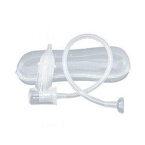 Aspirador Nasal Com Estojo E Bico De Silicone - Baby Bath - B213896