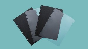 Divisórias Básicas - Grande | Caderno Inteligente
