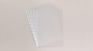 Bolsa Plástica - Grande | Caderno Inteligente