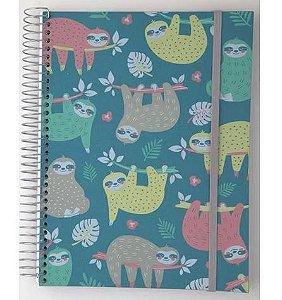 Caderno Universitário - Linha Zoo | Confetti
