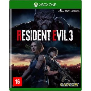 Game Resident Evil 3 - Xbox One