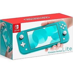 Console Nintendo Switch Lite 32GB Turquesa - Nintendo