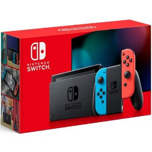 Console Nintendo Switch 32GB Colorido - Nintendo