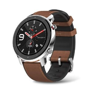 Smartwatch Amazfit GTR Stainless Steel 47mm A1902 - Xiaomi