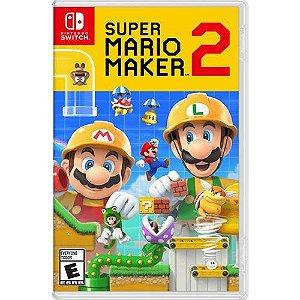 Game Super Mario Maker 2 - Switch