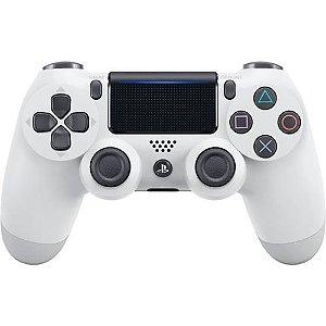Controle Dualshock 4 Sem Fio Branco - Sony