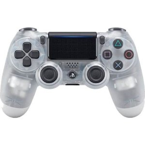 Controle Dualshock 4 Sem Fio Branco Cristal - Sony