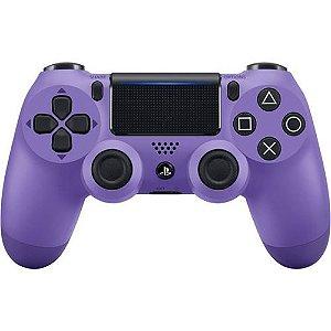 Controle Dualshock 4 Sem Fio Roxo - Sony
