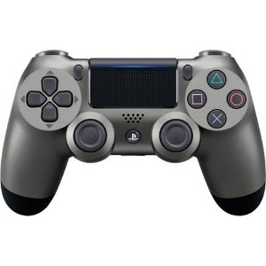 Controle Dualshock 4 Sem Fio Steel Black - Sony