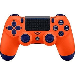 Controle Dualshock 4 Sem Fio Sunset Orange - Sony