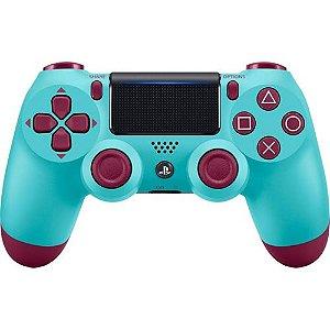 Controle Dualshock 4 Sem Fio Berry Blue - Sony