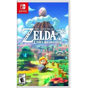 Game The Legend of Zelda Link's Awakening - Switch