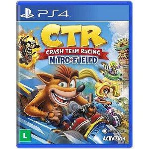 Game CTR Crash Team Racing Nitro Fueled - PS4