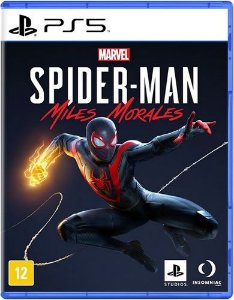 Game Marvel Spider Man Miles Morales - PS5