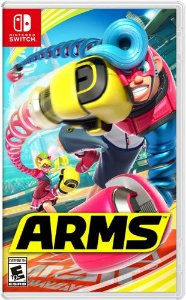Game Arms - Switch