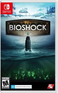 Game Bioshock The Collection - Switch