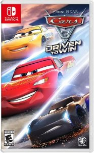 Game Carros 3 Driven To Win - Switch