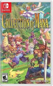 Game Collection of Mana - Switch