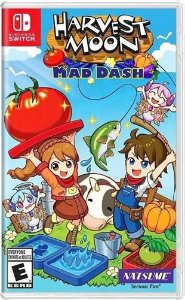 Game Harvest Moon Mad Dash - Switch