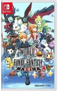 Game World of Final Fantasy Maxima - Switch