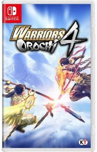 Game Warriors Orochi 4 - Switch