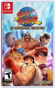 Game Super Street Fighter 30th Anniversary Collection - Switch