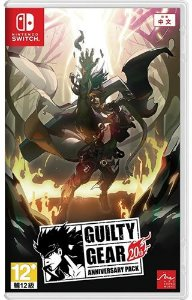 Game Guilty Gear 20th anniversary edition - Switch