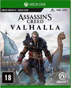 Game Assassin's Creed Valhalla - Xbox Series / Xbox One [Pré-venda]