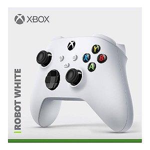 Controle Xbox One Series Sem Fio Branco - Microsoft