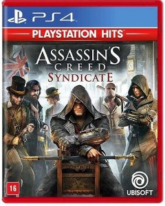 Game Assassin's Creed Syndicate - PS4