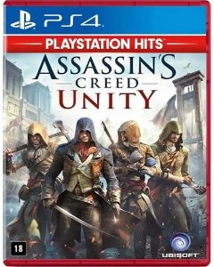 Game Assassin's Creed Unity - PS4