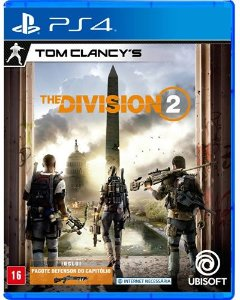 Game The Division 2 - PS4