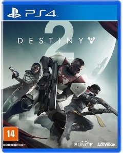 Game Destiny 2 - PS4