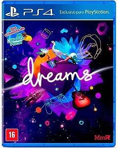 Game Dreams - PS4