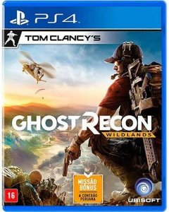Game Ghost Recon Wildlands - PS4