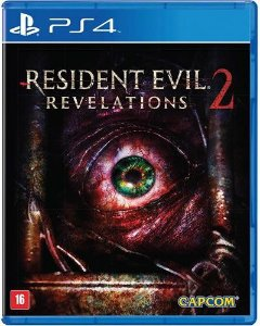 Game Resident Evil Revelations 2 - PS4