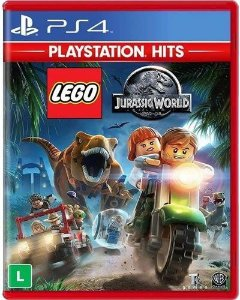 Game Lego Jurassic World - PS4
