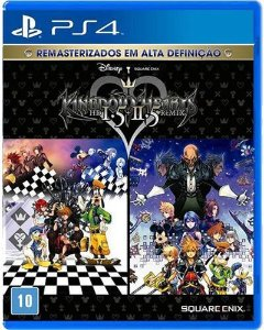 Game Kingdom Hearts 1.5 + 2.5 Remix - PS4