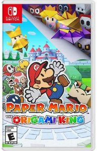Game Paper Mario Origami King - Switch