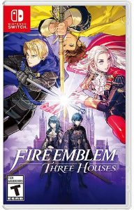 Game Fire Emblem Three Houses - Switch