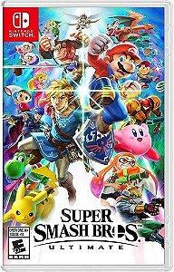 Game Super Smash Bros Ultimate - Switch